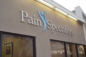Irvine Office - Pain Specialists of Orange County